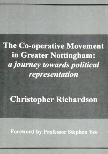 The Co-operative Movement in Greater Nottingham: a journey towards political representation